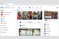 The New Facebook update: How the all-new design looks and works | Pocket-lint