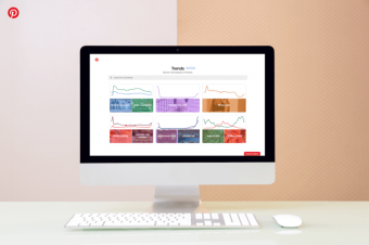 Pinterest Trends gives marketers a view of the top U.S. searches on the platform | Marketing Land