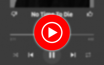 YouTube Music tests new Now Playing UI with simpler access to lyrics (Updated)